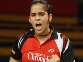 Resolute Saina clinches 3rd straight Indonesia Open title
