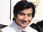 F1: Hispania driver Narain Karthikeyan content with his car's show