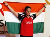Saina Nehwal felicitated on Indonesia Open title victory