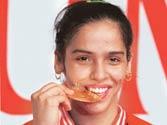 Saina Nehwal beats Li Xuerui to win Indonesia Open Super Series title