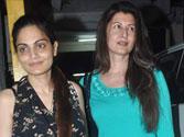 Sangeeta Bijlani bonds with Salman Khan