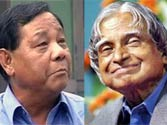 Sangma withdraws himself from presidential race; seeks consensus for Abdul Kalam
