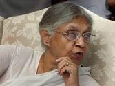 Water crisis: CM Sheila Dikshit hints at rationing water supply to Lutyens' Delhi