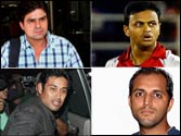 BCCI cracks the whip, bans five players for spot fixing in IPL