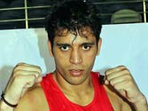 Boxing: Sumit ready for big battle at London Games
