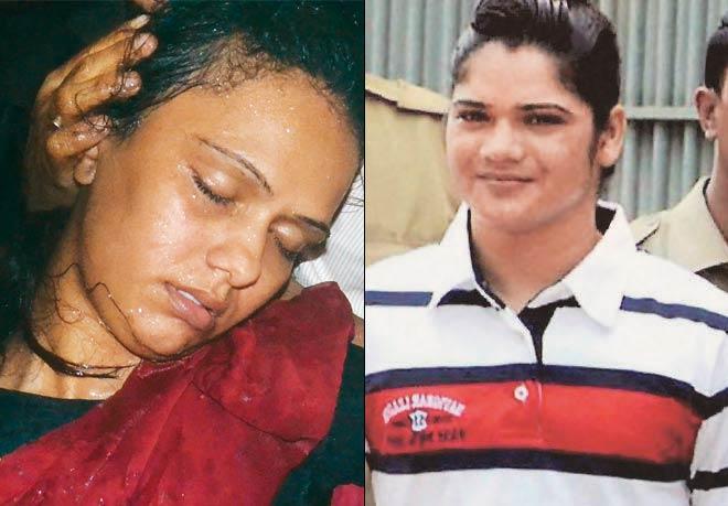 Anamika Acharya and Pinki Pramanik