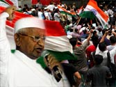 As crowds swell at Jantar Mantar, Anna calls for 'decisive battle' over Lokpal
