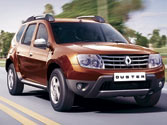Renault Duster an instant hit in India