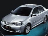 Toyota launches Etios in Ngami