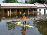 PM offers Rs 500 crore relief fund for flood-hit Assam
