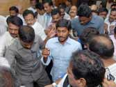 Andhra HC rejects Jagan's bail plea in assets case, mother approaches PM for justice