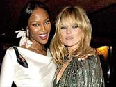 London Olympics 2012: Kate Moss, Naomi Campbell for closing ceremony?