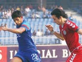 Poor ground forces Nehru Cup camp out of Delhi