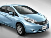 2013 Nissan Note first official pictures surface