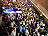 Massive power outage in North, East India, passengers suffer as railway, Metro services halt