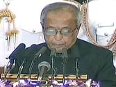 Pranab Mukherjee sworn in 13th President of India