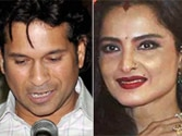 Sachin, Rekha included in parliamentary committees