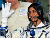Sunita Williams takes off on second space odyssey