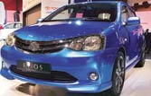 Toyota sold 4.97 mn vehicles globally in first half of 2012
