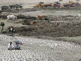 Depletion of groundwater and population pressure spell a grim future for India
