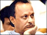 Close shave for Ajit Pawar as truck rams vehicle in Mumbai