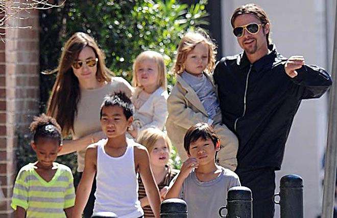 Angelina Jolie S Daughter Bags Her First Movie Movies News