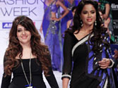 Archana Kochhar gives retro twist to digital prints at LFW