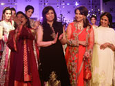 Walking the ramp is fun for me: Sharmila Tagore