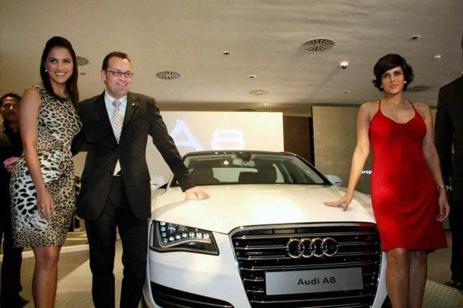Audi India Launches A8 L Sedan Business News