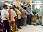 Bank strike paralyses commercial activities across India