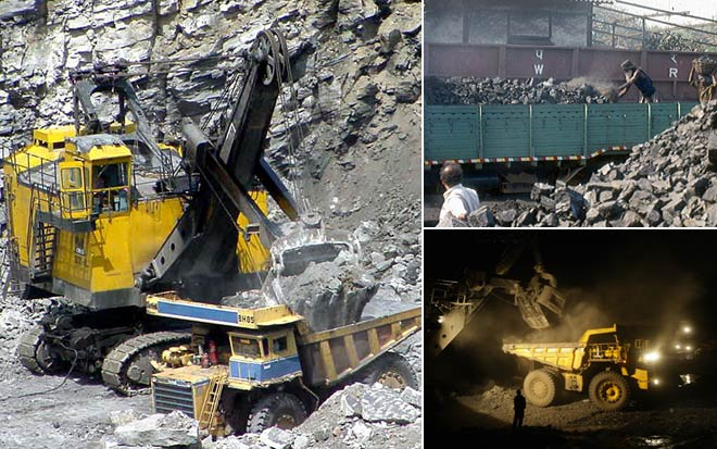 CAG report on coal scam