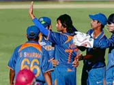India beat Pakistan by one wicket, reach semis of U-19 World Cup