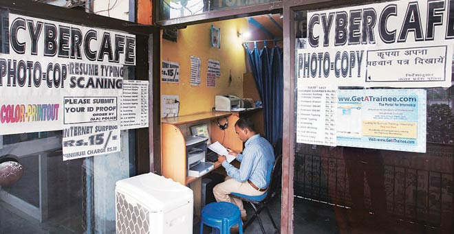 Delhi Government To Watch Over Cyber Cafes - India News-9793