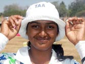 I take negative flak in one ear and out the other, says Deepika Kumari