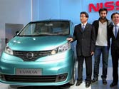 Nissan Evalia to compete with established MPVs