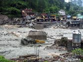 Over 30 feared dead in flash floods in Uttarakhand, Himachal and J-K