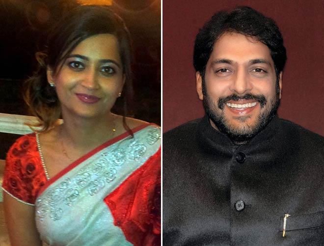 Geetika Sharma and Gopal Kanda
