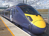 Javelin Train has cut the travelling time in London
