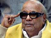 DMK chief Karunanidhi asks Centre to stop training Lankan soldiers