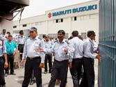 Maruti Suzuki manufactures 16 cars on 2nd day