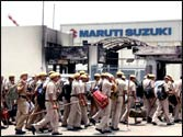 Maruti Suzuki reopens Manesar plant under police protection