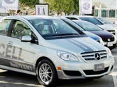 Mercedes A-Class production begins in Germany