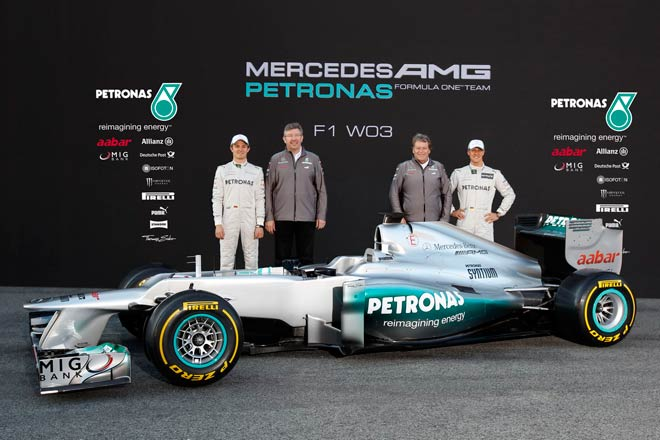 mercedes, bharti airtel team up for f1 | indiatoday