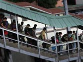 Exodus of north easterners subsides in Bangalore, numbers swell in Pune, Chennai