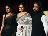 Sridevi turns muse for Sabyasachi Mukherjee at DCW