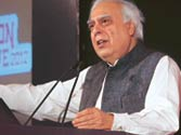 <b>Mail Today Education Conclave 2012:</b> Sibal blames Oppn for stalling education reform bills