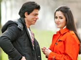 SRK-Kat film out for a peek without a title