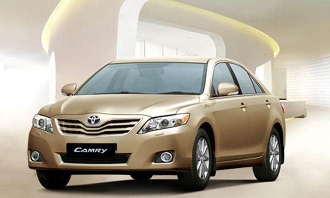 Toyota India To Launch Camry On August 24 Business News