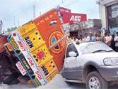 Bribed transport officials let rogue trucks unleash on Delhi roads