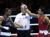 Boxer Krishan ousted from Olympics after AIBA overturns decision